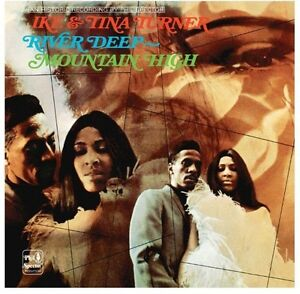 Ike & Tina Turner - River Deep - Mountain High [New Vinyl]
