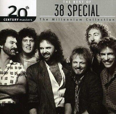 38 Special  38 Spec   20Th Century  Millennium Collection  New Cd  Jewel Case