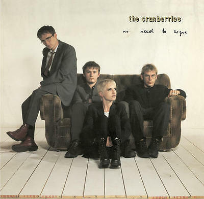 The Cranberries No Need to Argue TURQUOISE VINYL LP Record zombie irish rock NEW