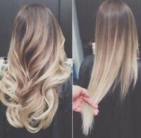 Ombré for $ 55 HAIRSTYLIST TORONT