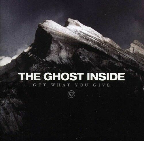 The Ghost Inside - Get What You Give [New CD]