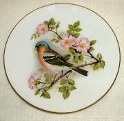 Royal Worcester Bird Plates