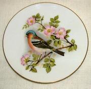 Royal Worcester Bird Plates