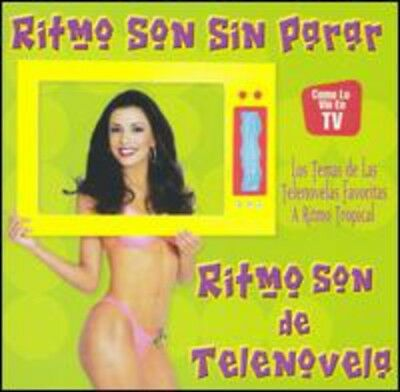 Ritmo Son - Ritmo Son de Telenovela [New CD]