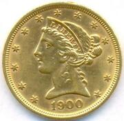 5 Dollar Gold Coin