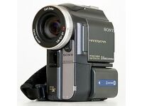SONY HANDYCAM DCR PC330E in mint condition