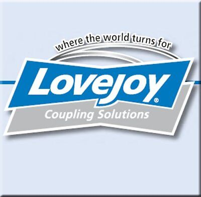 Lovejoy L-100 Coupling Hub .625 58 Boar 316 Keyway Part 11510