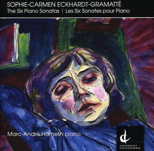 Marc-Andr Hamelin - Six Piano Sonatas [New CD]