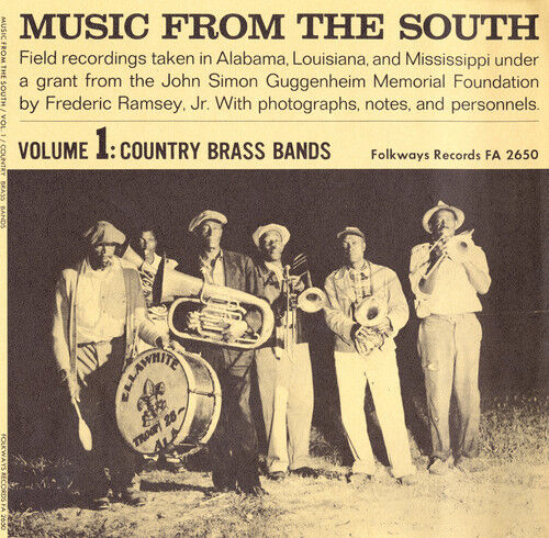 Various Artists - South 1: Country Brass / Various [New CD]