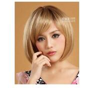 Ladies Blonde Bob Wigs