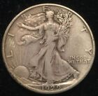 Circulated Business 1929 Year Liberty Walking Half Dollars (1916-1947)