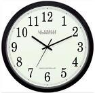 Atomic Analog Wall Clock