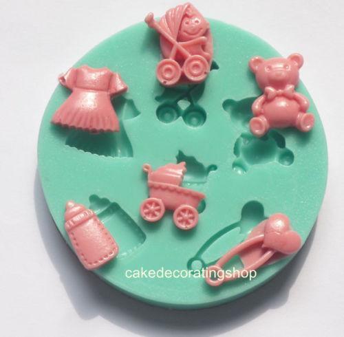 Baby Cake Moulds Ebay