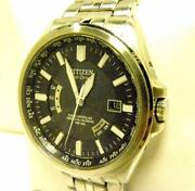 Mens Citizen Stainless Steel Watch