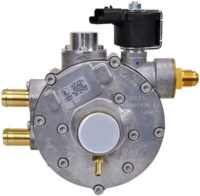 Propane Forklift Gfi Regulator Converter Vaporizer 4602051 Hy4602051 Hyster