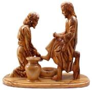 Olive Wood Carving