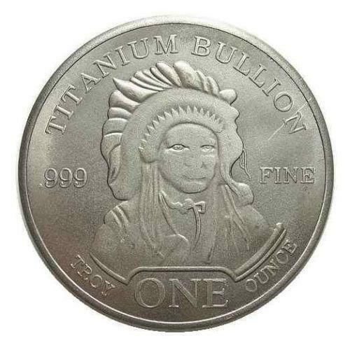 1 Oz Titanium Bullion Ebay
