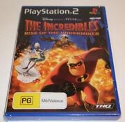 The Incredibles PS2