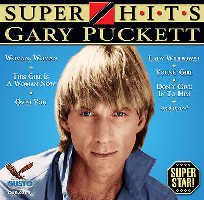 Gary Puckett   Super Hits  New Cd