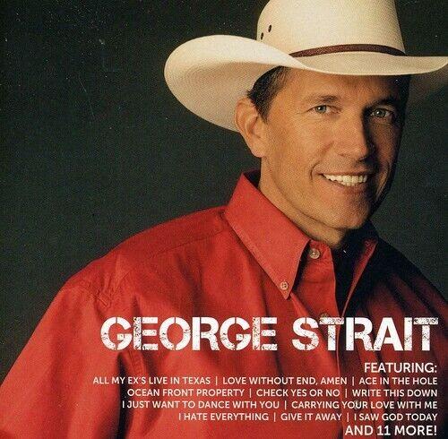 George Strait - Icon [new Cd]