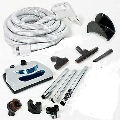 Direct Connect Central Vacuum 35 Ft Hose Kit For Nutone Beam Vacuflo Md Lux Etc