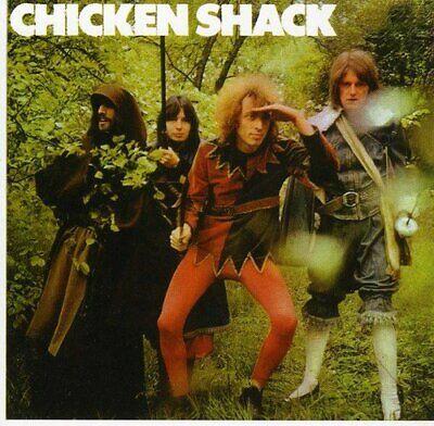 CHICKEN SHACK 100 Ton Chicken (2012) Reissue 13-track CD album NEW/SEALED  (Ton Ton Chicken)