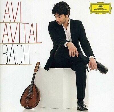 Avi Avital - Bach [New CD]