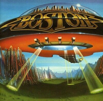Boston - Dont Look Back [New CD]