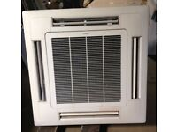 DAIKIN AIR CONDITIONER, HEAT PUMP 10.8 KW