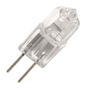20 watt quartz halogen lamp jc 20w 12v clear bi pin g4 base light bulb 18472. Black Bedroom Furniture Sets. Home Design Ideas