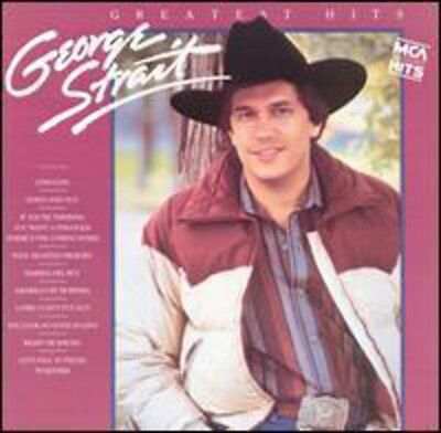 George Strait   Greatest Hits  New Cd