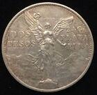 2 Pesos Silver Mexican Coins (1905-Now)