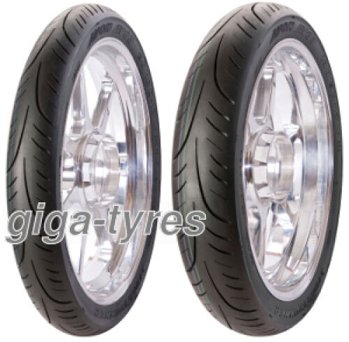 Motorbike tyres Avon Streetrunner 2.50/ -17 43S XL