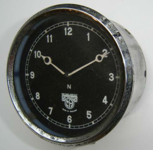 Smiths Car Clock Ebay