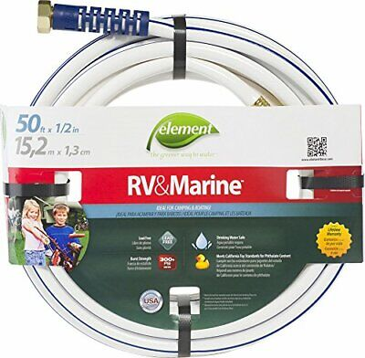 Swan Products ELMRV12050 Element RV & Marine Camping and Boating Water Hose