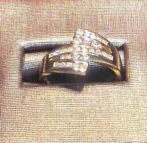 Gold & Diamond Ring NEW Narangba Caboolture Area Preview