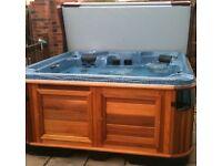 Arctic spa hot tub 6-7 seat