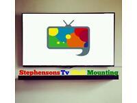 Stephensons TV wall mounting