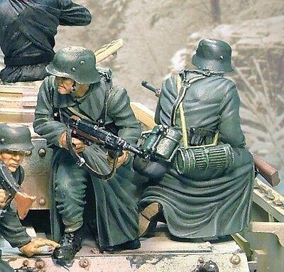 THE COLLECTORS SHOWCASE WW2 GERMAN WINTER CS00437 PANZER IV BULGE RIDERS MIB