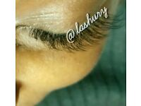 £25 Limited Offer - Professional Semi-Permanent Eyelash Extensions