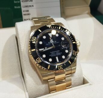ROLEX - SUBMARINER Bondi Junction Eastern Suburbs Preview