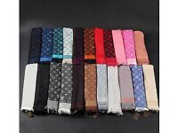 Lv scarfs many colours and styles brand new