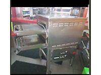 Conveyor pizza oven electric
