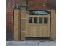Garden Gate (Wood)