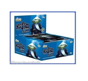 CLUB PENGUIN CARDS JITSU SECOND WAVE BOOSTER BOX WATER