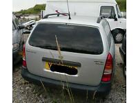BREAKING WHOLE CAR Vauxhall Astra Van 1.7 diesel 2004