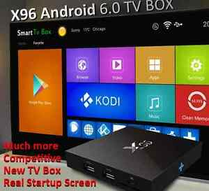 Android 6.0 TV Box FREE TV AND MOVIES - 2016 Model *4K Playback*
