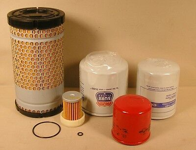 Kubota Rtv-x900 Filter Kit Fits G-a G-h R And W Models - Top Quality