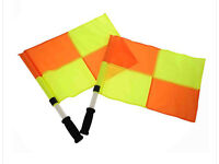 Sondico Linesman Flags....new