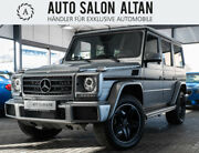 Mercedes-Benz  G500| LIMITED EDITION 1 OF 463|VOLL